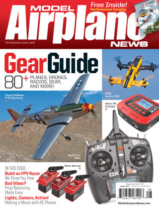 Model Airplane News Aug 2017