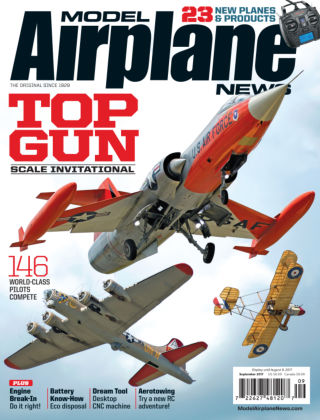 Model Airplane News Sep 2017