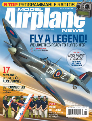 Model Airplane News Nov 2017