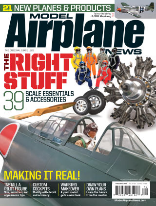 Model Airplane News Dec 2017