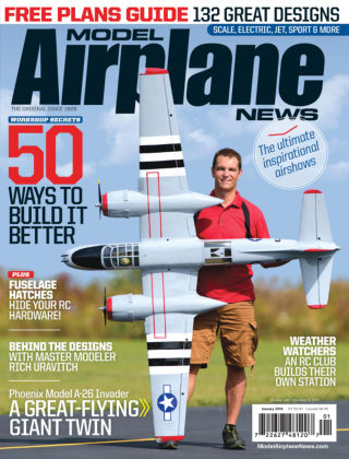 Model Airplane News Jan 2018