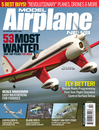 Model Airplane News Feb 2018
