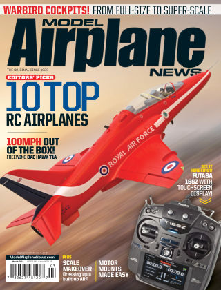 Model Airplane News Mar 2018