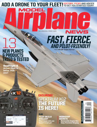 Model Airplane News Apr 2018
