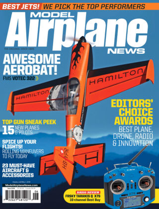 Model Airplane News Jun 2018