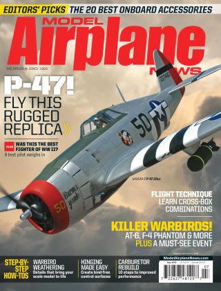 Model Airplane News Jul 2018