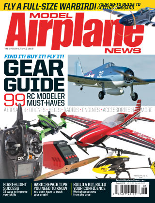 Model Airplane News Aug 2018