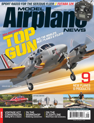 Model Airplane News Sep 2018