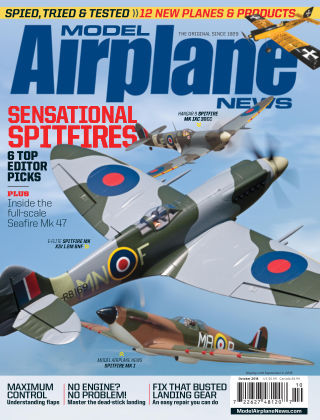 Model Airplane News Oct 2018