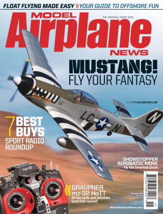 Model Airplane News Nov 2018