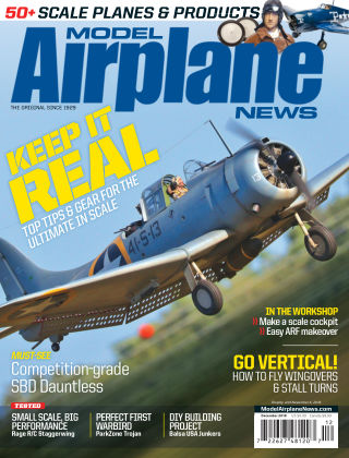 Model Airplane News Dec 2018
