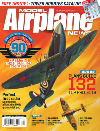 Model Airplane News Jan 2019