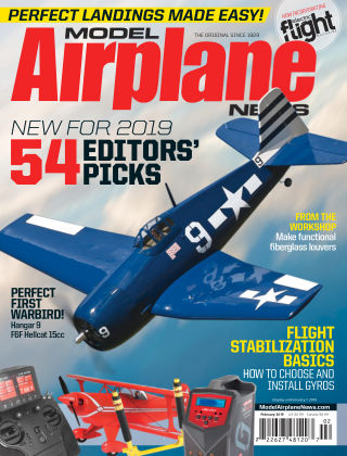 Model Airplane News Feb 2019