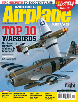 Model Airplane News Mar 2019