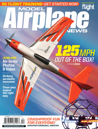 Model Airplane News Apr 2019