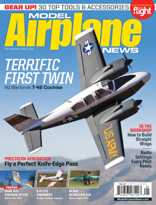 Model Airplane News May 2019
