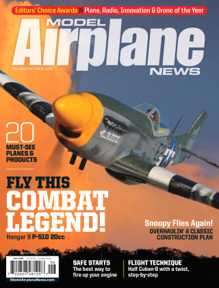 Model Airplane News Jun 2019