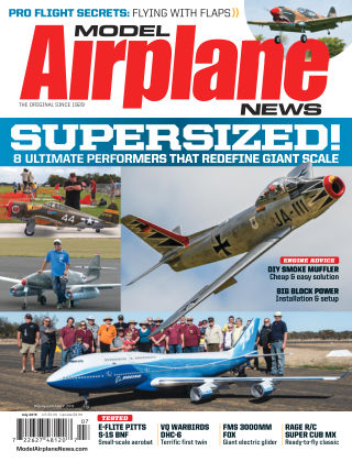 Model Airplane News Jul 2019