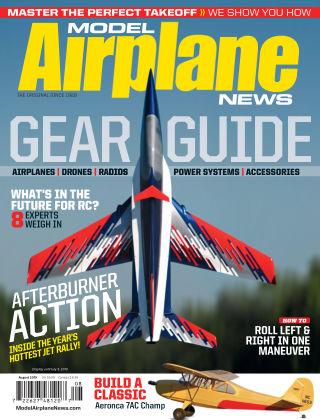 Model Airplane News Aug 2019