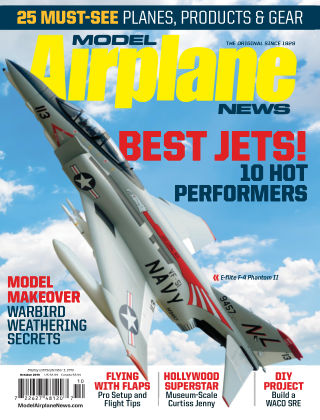 Model Airplane News Oct 2019