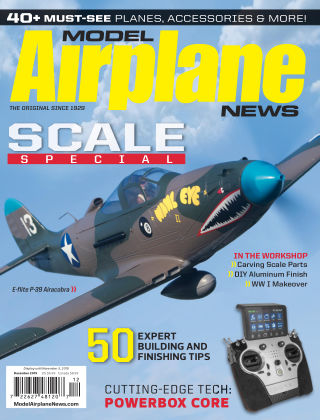 Model Airplane News Dec 2019