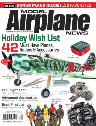 Model Airplane News Jan 2020