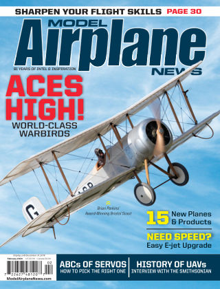 Model Airplane News Feb 2020