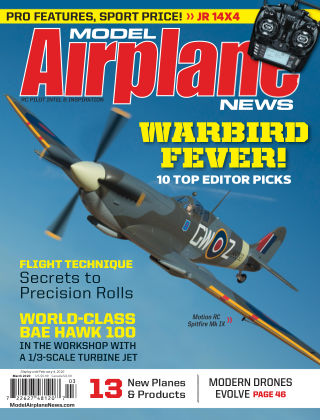 Model Airplane News Mar 2020