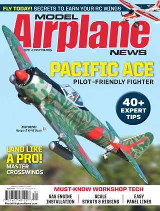 Model Airplane News Apr 2020