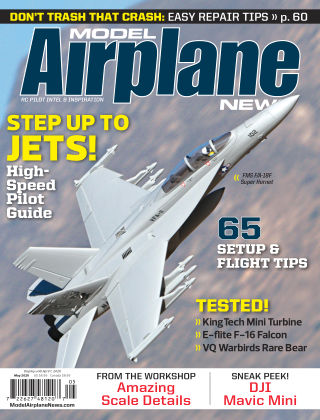 Model Airplane News May 2020