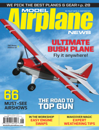 Model Airplane News Jun 2020