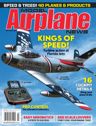 Model Airplane News Jul 2020