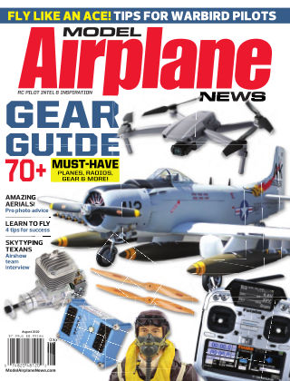 Model Airplane News August 2020