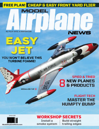 Model Airplane News Summer 2020