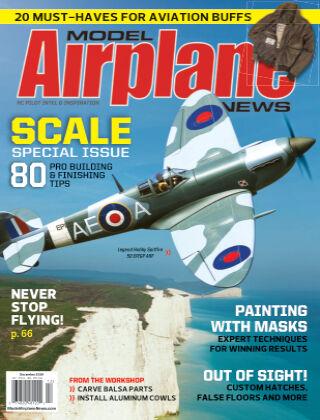 Model Airplane News December 2020