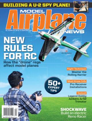 Model Airplane News April 2021