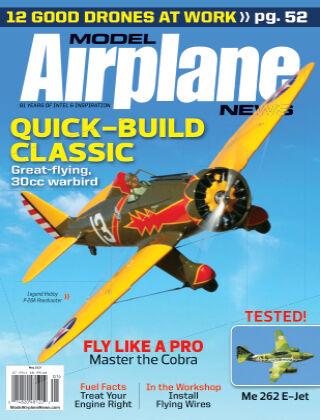 Model Airplane News May 2021