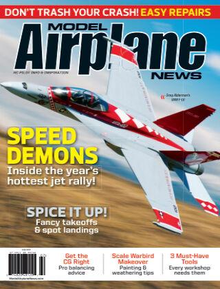 Model Airplane News July