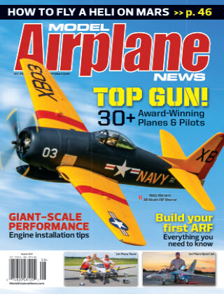 Model Airplane News August
