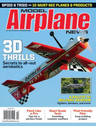 Model Airplane News October 2021
