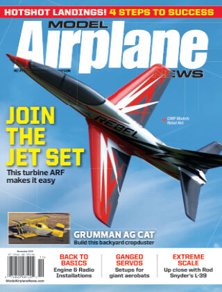 Model Airplane News November