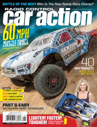 Radio Control Car Action May 2015