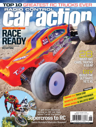 Radio Control Car Action June 2015