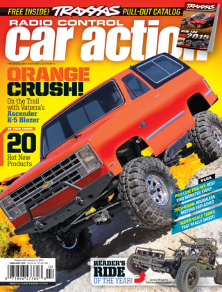 Radio Control Car Action February 2015