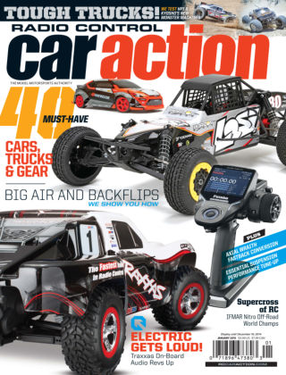 Radio Control Car Action January 2015