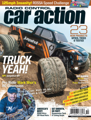 Radio Control Car Action October 2015