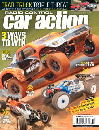 Radio Control Car Action December 2015