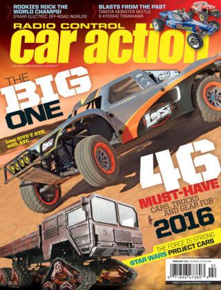 Radio Control Car Action Feb 2016