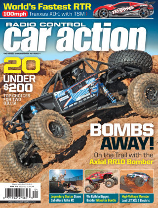 Radio Control Car Action Apr 2016