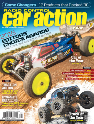 Radio Control Car Action May 2016